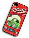 KOOLART PETROLHEAD SPEED SHOP Ford Escort Mk1 Mexico Case For iPhone 4 4s GREEN